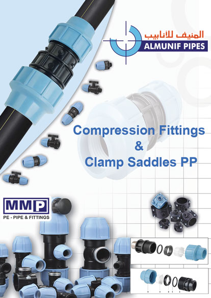 PE CompressionFittings